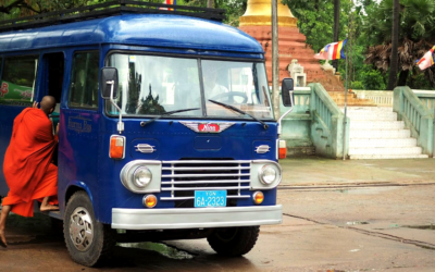 The Story Behind … Burma Bus
