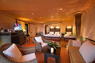 Royal Garden Jacuzzi Villa at Mangosteen Resort & Ayurveda Spa, Phuket