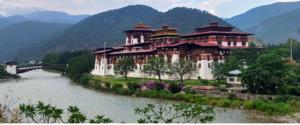 Paro Monastery Bhutan