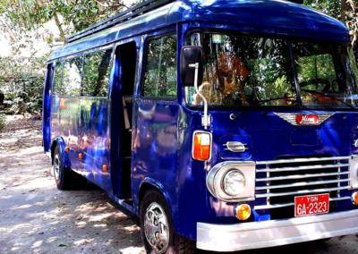 Burma Bus – Myanmar