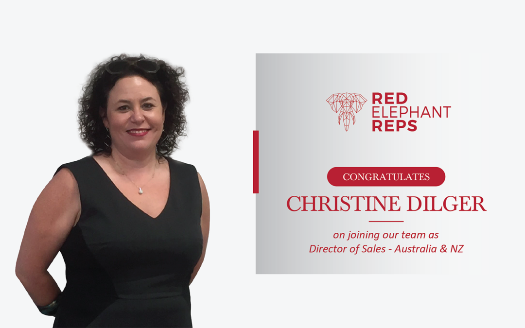 Christine Dilger appointed as Director of Sales for Australia & New Zealand