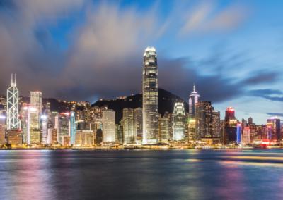 Jebsen Holidays – Hong Kong