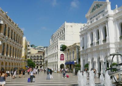 Jebsen Holidays – Macau