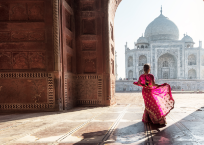 Trail Blazer Tours – India