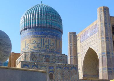 Uzbek Tours – Uzbekistan