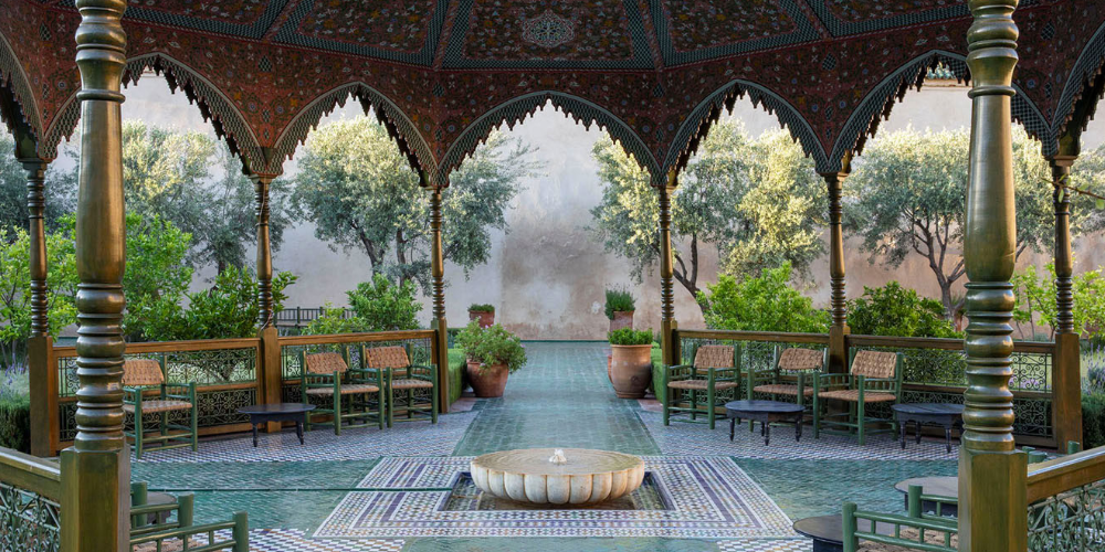 Architectural Gems and Botanical Gardens of Morocco