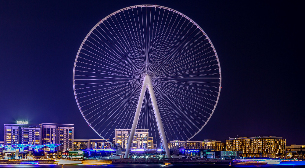 Dubai wheel