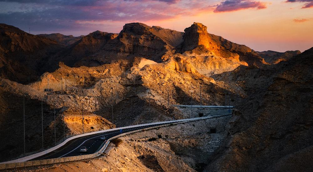Jebel Hafeet Abu Dhabi UAE