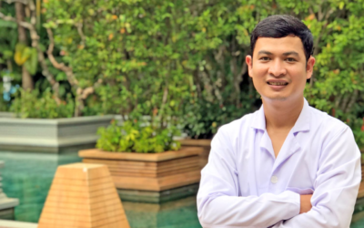 The Story Behind … Park Hyatt Siem Reap's New Appointment