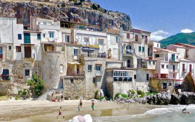 Pure Sicilian Love in Italy