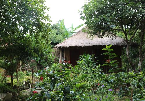 Viet Hai village Vietnam