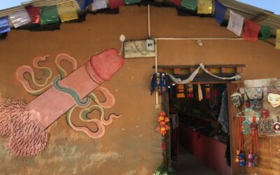 Bhutan – The Divine Madman and his Phallic 'Thunderbolt'!