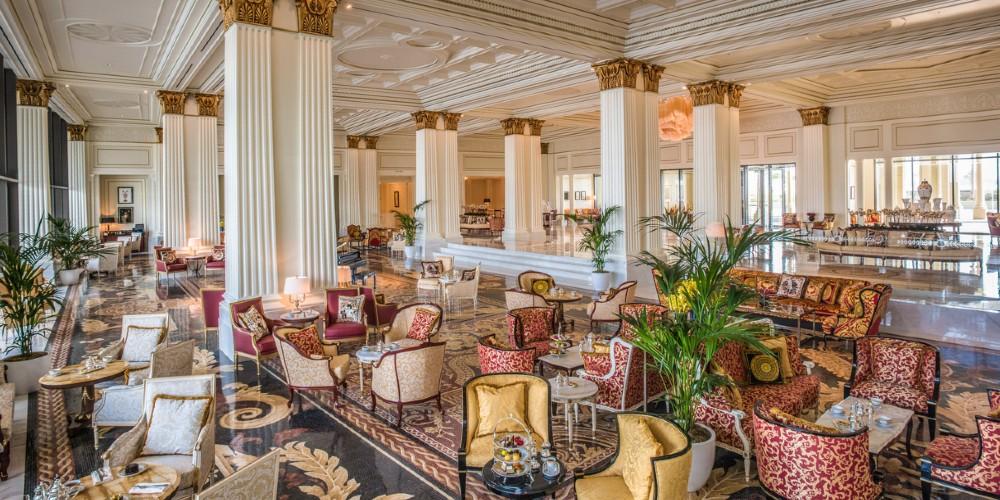 Palazzo Versace Dubai - Mosaico Lobby Lounge