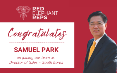 Samuel Park appointed as Director of Sales for South Korea